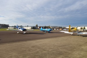 Prototype RV–14A, RV–6A and RV–10 aircraft