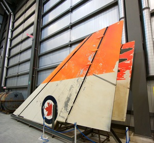 Avro Arrow RL203 Outer Wing Panels