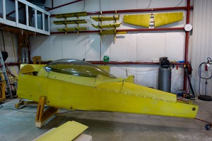Scott's RV-4 Project