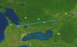 Smiths Falls to Collingwood